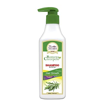 Amazon.com: NNP ROMERO CRECEPELO SHAMPOO 320ML: Beauty