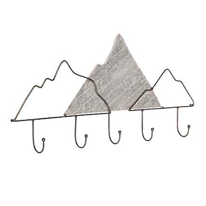 Pintura Pintura Perchero Gancho Montaña Colgante de Pared ...