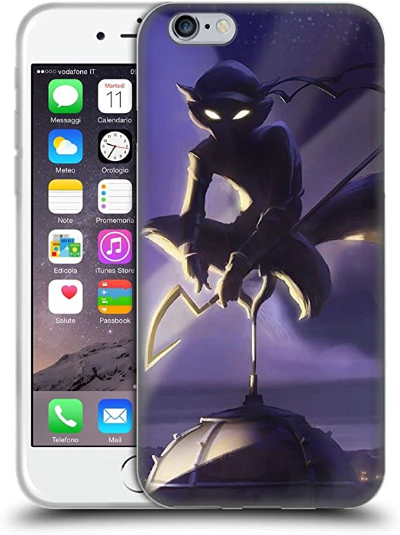 Sly Cooper 2 iphone case