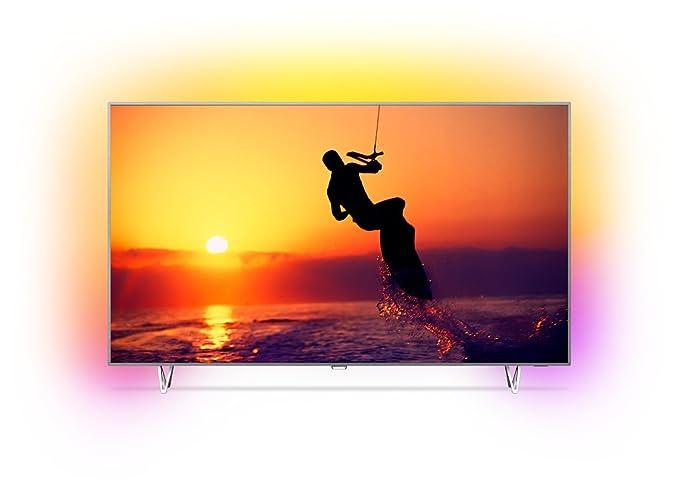 Philips 65PUS8102/12 164 cm (65 Zoll) LED-Fernseher (Ambilight, 4K Ultra HD, Smart TV)
