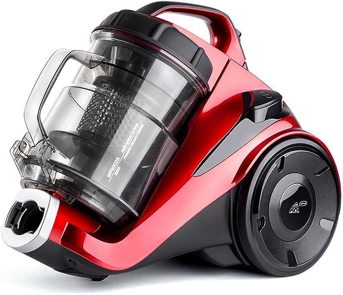 PUPPYOO Aspirador WP9002B con regulación de Potencia de succión, 2.5 L, 800W, Filtro HEPA. Aspiradora con eficiencia energética Clase A: Amazon.es: Hogar