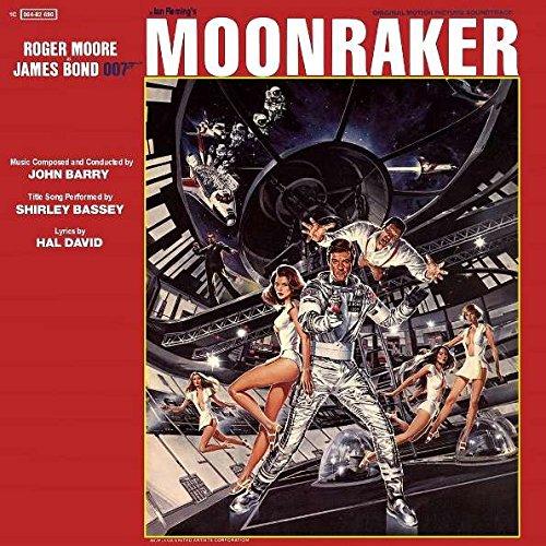 Moonraker (Original Motion Picture Soundtrack) [Vinyl LP - Mall Acres Green