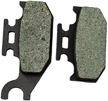 Front /& Rear Brake Pads For Yamaha Rhino 660 YXR660F YXR660F 2004-2007