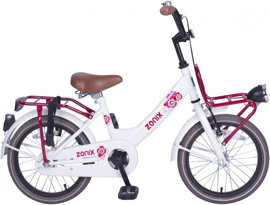 Bicicleta Chica 16 Pulgadas Zonix con Freno Delantero al Manillar ...