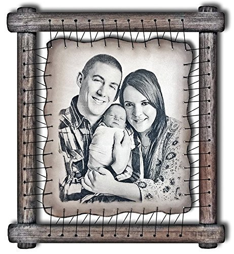 Wedding Anniversary Gifts For Husband Leather Personalised Portrait From Photo 3rd Wedding Anniversary Greetings For Wife Presents For Her Rare Hand Drawn Pyrography Technique Blog Transfermyauto Com