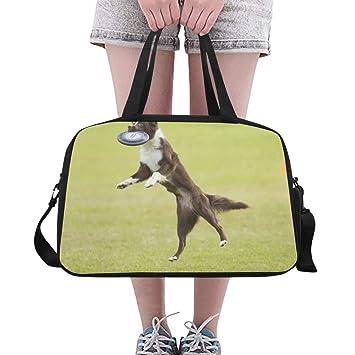Amazon.com: Bolsas de gimnasio con diseño de perro para yoga ...