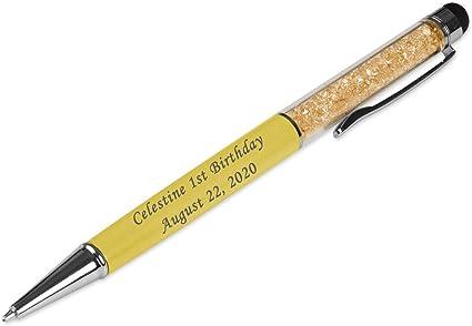Pack de 20 bolígrafos 2 en 1 de regalo personalizados, lápiz ...