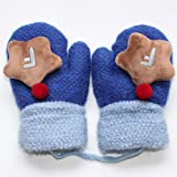 Kids Knitted Mittens, ChainSee Unisex Baby Cute