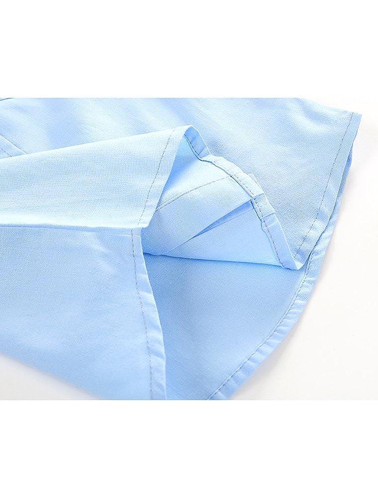Kids Boys 3 Pieces Suit Set Leisure Sets with Shirt,Vest and Pant Clothes Sets