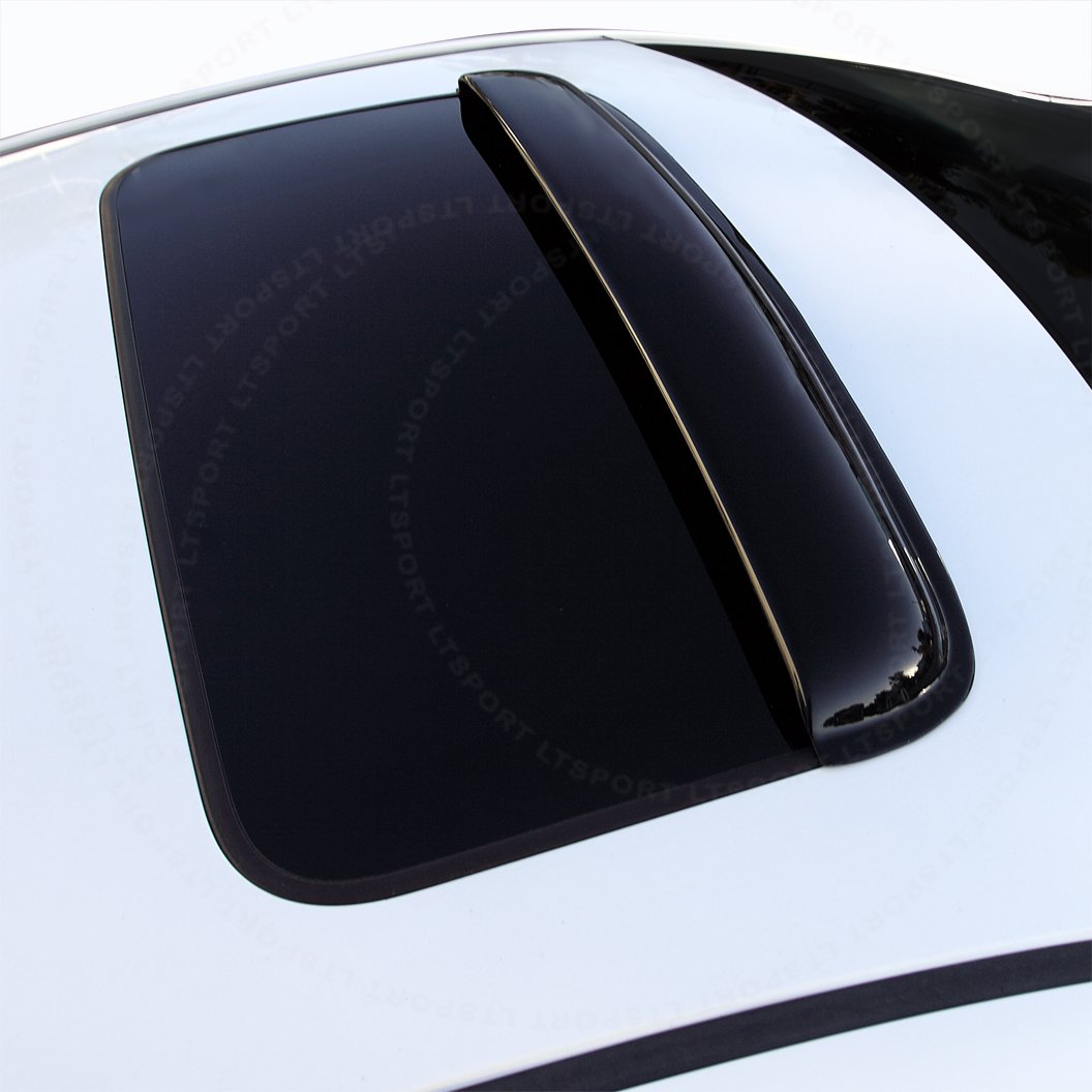 Out Channel Rain Guard Window Visor Light Tint 4pcs For 2003-2007 Nissan Murano