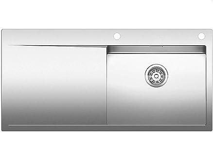 Lavello in acciaio inox Blanco Flow XL 6 S-IF lavandino da cucina ...