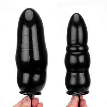 Bomba hinchable anal plug expandible Butt Plug silicona masajeador ...