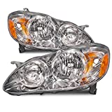 Best OEM headlamp - Toyota Corolla CE/LE Model Headlights OE Style Replacement Review