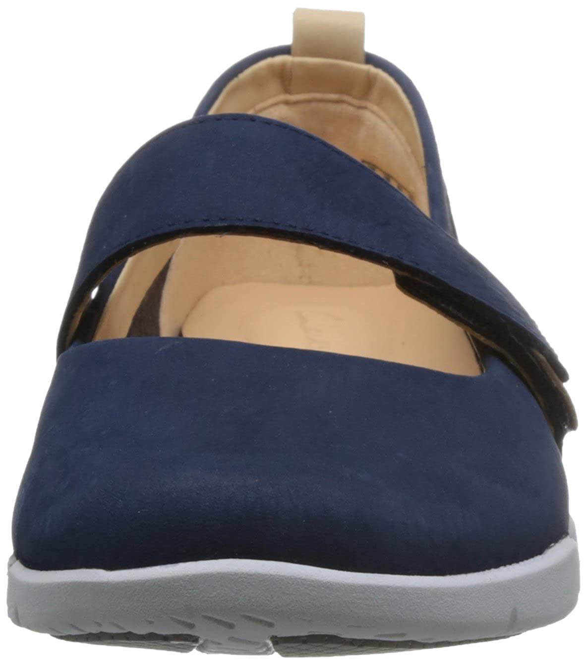Clarks Tri Tri Clarks Carrie Womens Wide-Fit Babette  - 759dcb