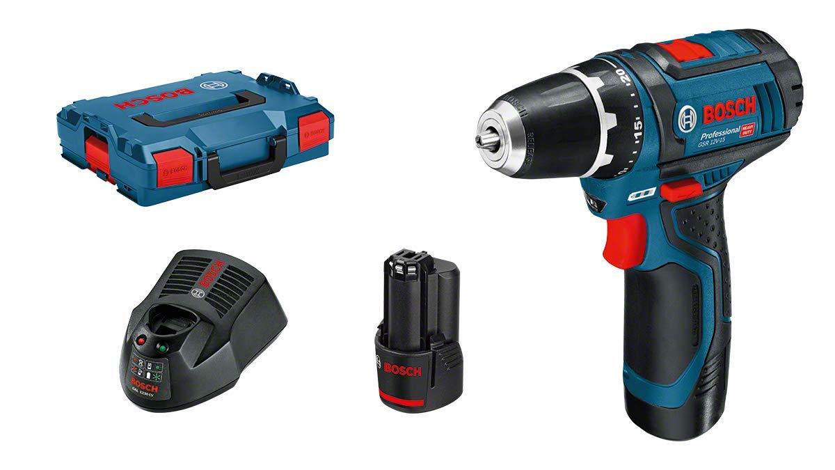 Bosch Professional 0601868109 GSR 12V - Trapano Avvitatore a Batteria product image
