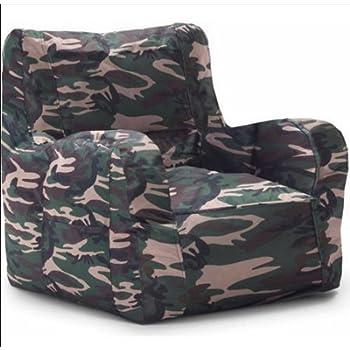 Amazon Com Big Joe Smartmax Duo Bean Bag Chair Multiple