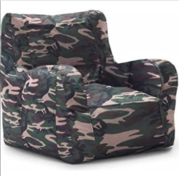 Big Joe SmartMax Duo Bean Bag Chair Multiple ColorsCAMO