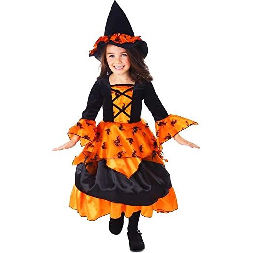 c7d1b8784e8de Amazon.com: Amelia Witch Kids Costume: Baby