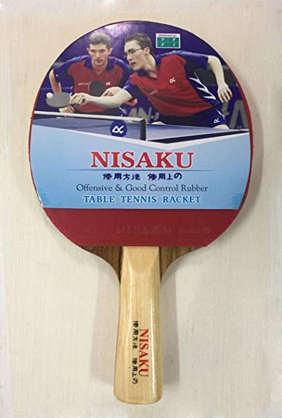 Pleasing Infinite Nisaku Table Tennis Racket Approved By Table Tennis Federation Of India Download Free Architecture Designs Barepgrimeyleaguecom