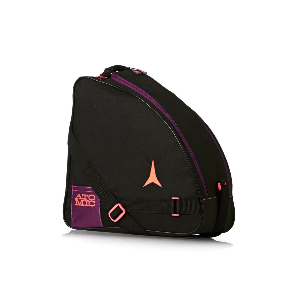 ATOMIC Damen Skischuhtasche W 1 Pair Boot Bag, Black/by, 0.58 x 0.40 x 0.32 cm, 34 Liter