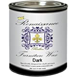 Renaissance Furniture Paint - Wax (4oz, Dark Wax)
