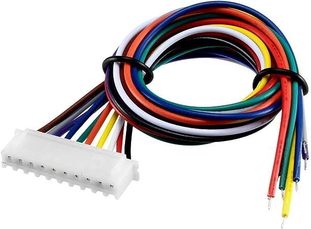 ZealMax 9S 10Pin Hembra JST-XH Lipo Equilibrio Cable de ...