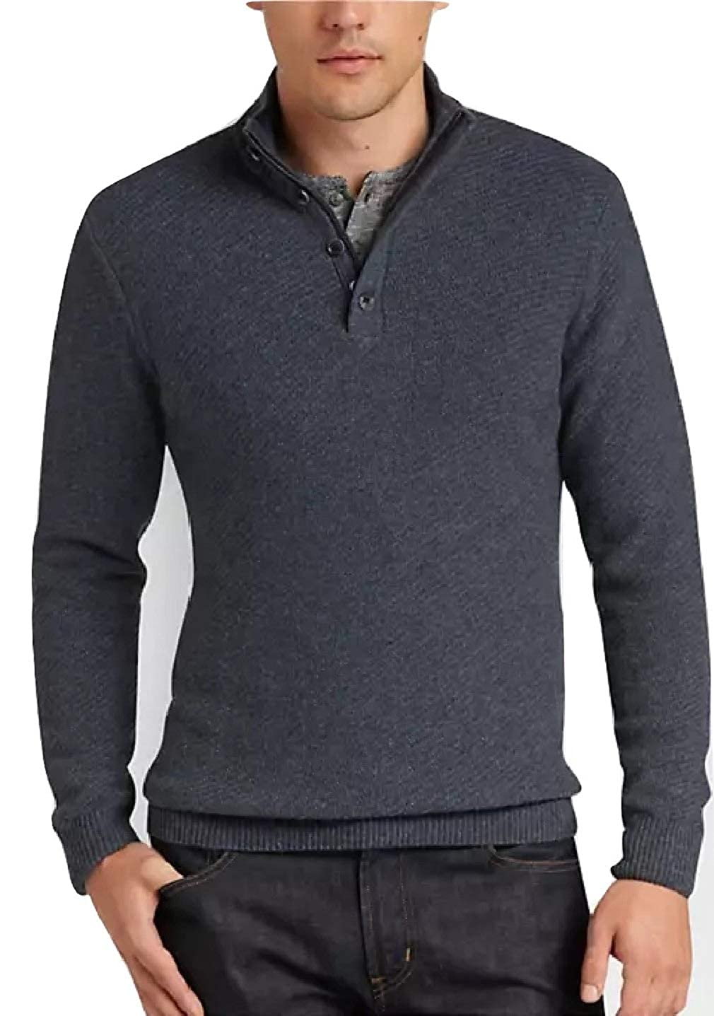 Joseph Abboud Mens Wool Blend Sweater