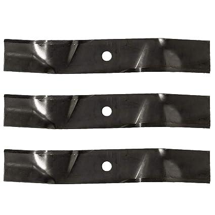 Amazon.com: Ariens 00272800 - Cuchillas para cortacésped (3 ...