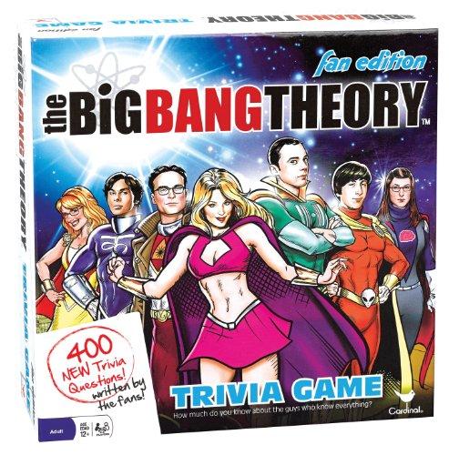 Big Bang Theory Fan's Edition Trivia Game