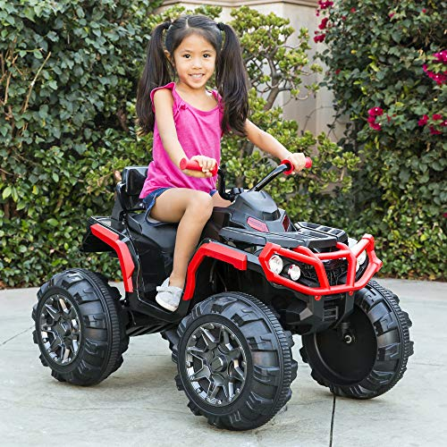 What Is a Four-wheeler?