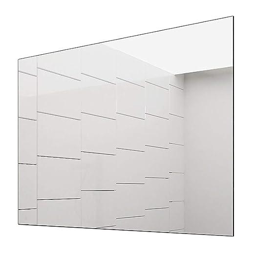 Concept2u Spiegel Badspiegel Wandspiegel 5 Mm Kanten Fein