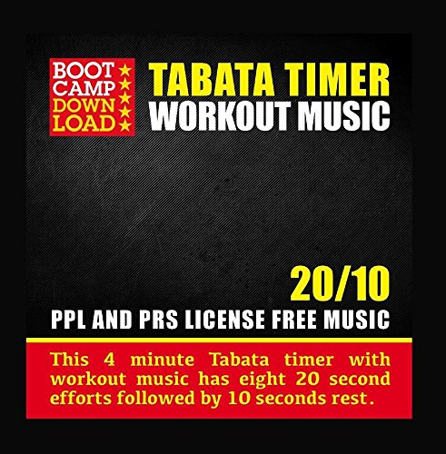 Price comparison product image Tabata Timer With Workout Music 20 / 10