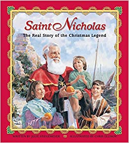Saint Nicholas: The Real Story of the Christmas Legend: Amazon.co ...