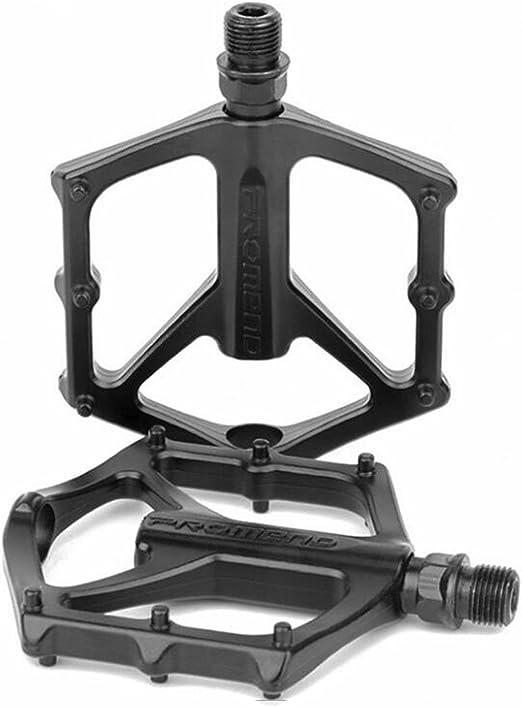 Metal Aluminium Alloy Bike Bicycle MTB DH XC BMX Pair Pedals new l0z1