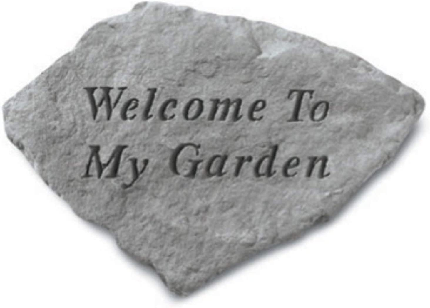 Kay Berry Inc Welcome to My Garden Wall Décor, Multicolor