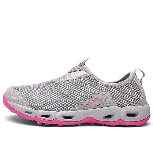 yiruiya para Mujer de Malla Athletic Walking Zapatillas Zapatos de Agua   Amazon.es  Zapatos y complementos 4f7f0ce2e77