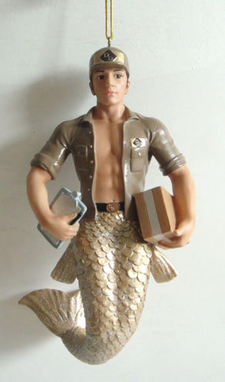 Amazon.com: December Diamonds Special Delivery Merman Gay Pride ...