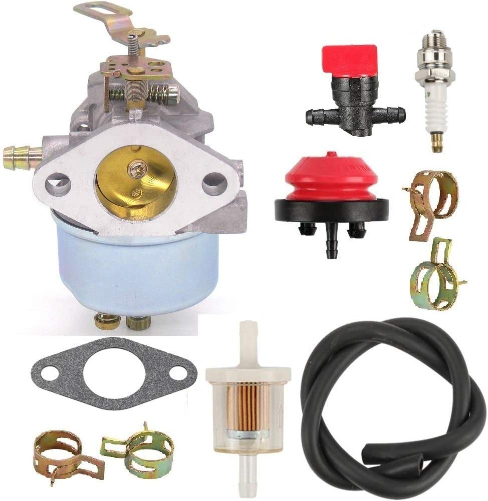 MDAIRC 632334A Carburetor Primer Bulb for Snow Blower Thrower Tecumseh 632334 632111 HM80 HM70 HMSK80 HMSK90 John Deere AM108405 Toro 824 824XL 828