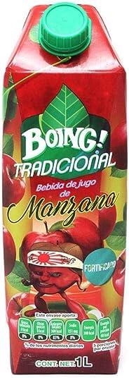 Boing Tradicional Jugo Sabor Manzana, 1 litro