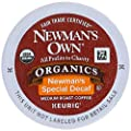 NEWMAN'S OWN ORGANICS KEURIG Special Decaf 12 K-Cups Coffee, 12 oz