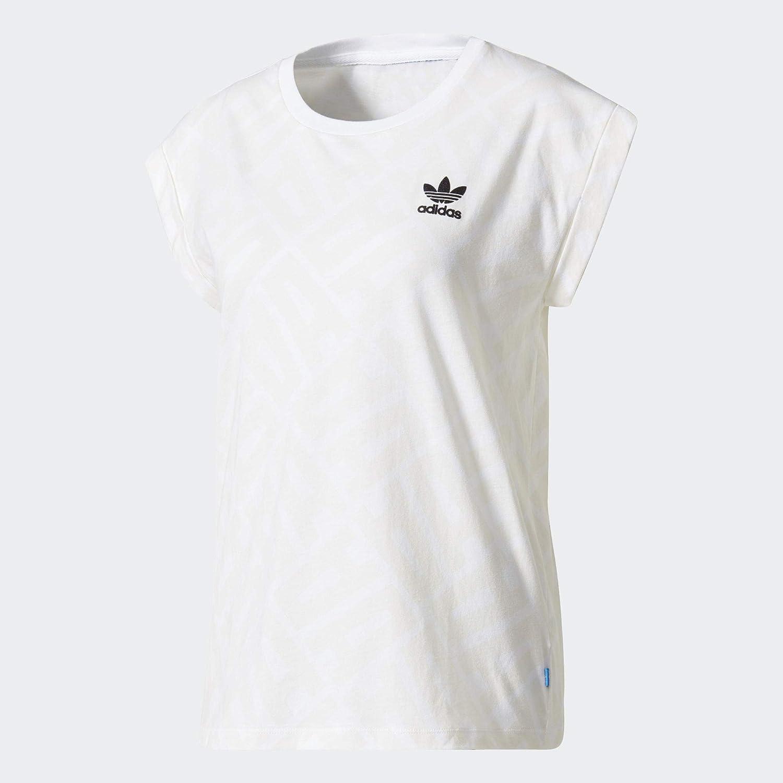 Maglietta Donna adidas AOP Tee