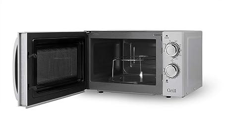 Orbegozo MIG 2038 - Microondas con grill, 700 W de potencia, 20 l ...