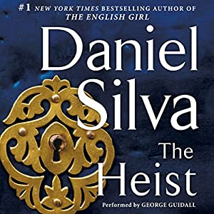 The Heist Audiobook