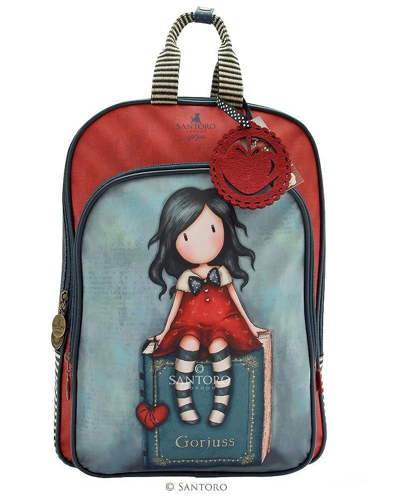 Santoro - Bolso mochila para mujer My Story: Amazon.es: Ropa y accesorios