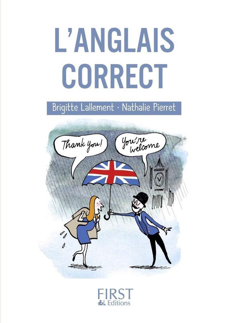 Les Petits Livres: L'Anglais Correct (French Edition) PDF