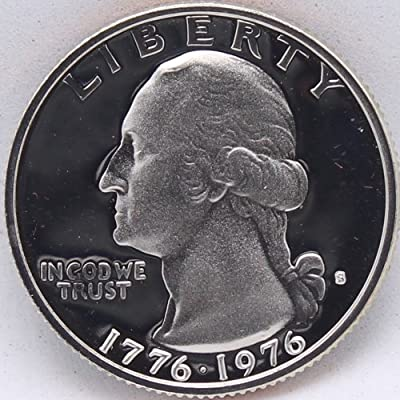 1976-S Proof Washington Bicentennial Quarter at 's Collectible Coins Store