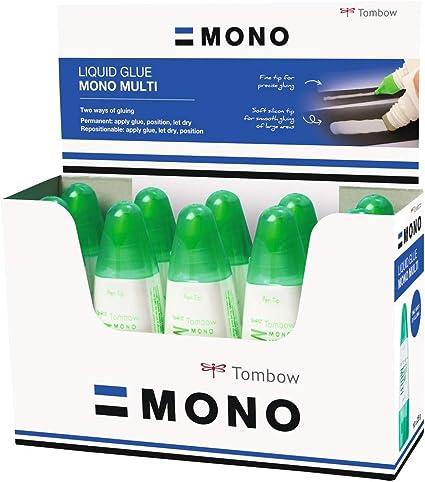 Tombow PT de MTC – Pegamento líquido, Multi Talent con dos puntas ...