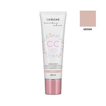 fea76dc797c Lumene CC Color Correcting Cream infused with Pure Arctic Spring Water - 6  in 1 Medium