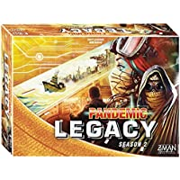 Fantasy Flight Games Pandemic: Legacy Season 2 Board Game (Yellow Edition)