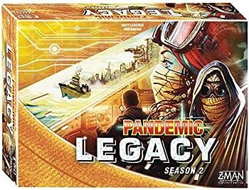 Fantasy Flight Games Pandemic: Legacy Season 2 Board Game